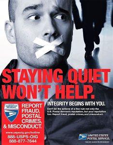 Report Corrupt Management!