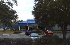 Baymeadows carrier annex in Jacksonville, Florida