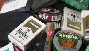 various-tobacco-products