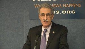 APWU President Dimondstein