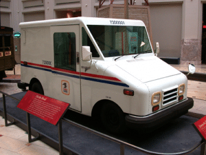 First LLV produced is on display at the Smithsonian