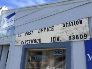Careywood_Post_Office