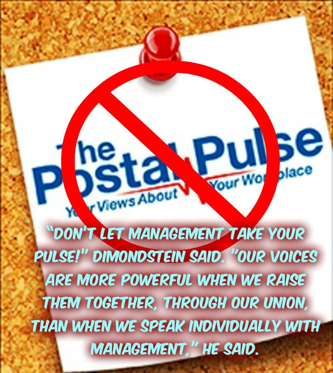 USPS: Postal Pulse update – Employee concerns about confidentiality, participation addressed