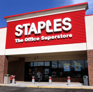 Staples said it will sue to push the deal.