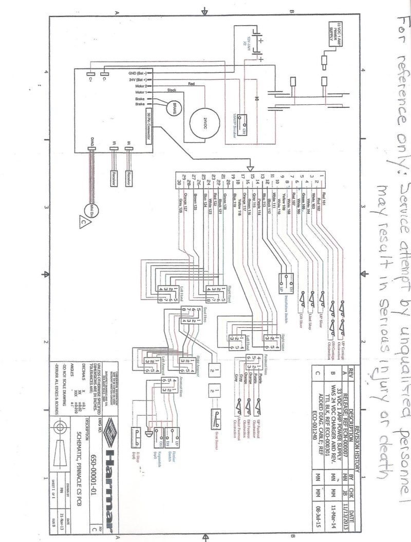 Harmar Lift Wiring Diagram Great Engine Schematic Al500 Harness Data Rh 18 1 Reisen Fuer Meister De Owners