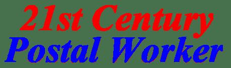 21st Century Postal Worker