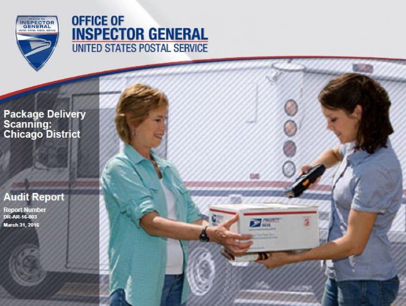 usps oig report package delivery scanning in chicago district 21st century postal worker. Black Bedroom Furniture Sets. Home Design Ideas
