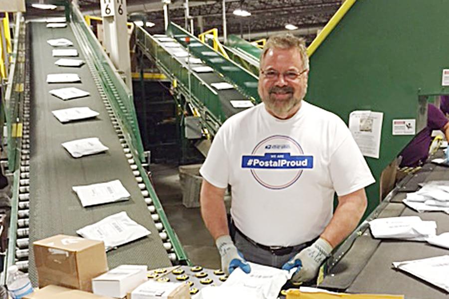 Postal-Proud-Nashua-sorting-record