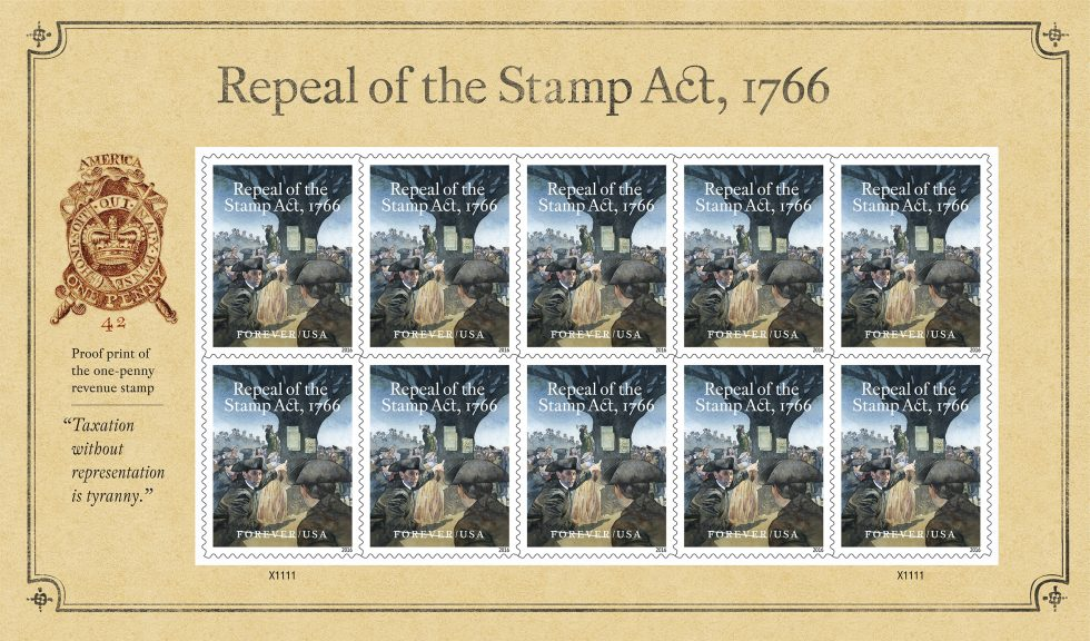 Repeal-Stamp-Act