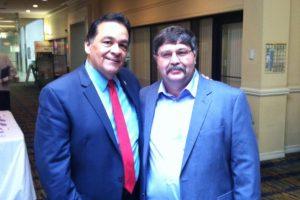 Omar Gonzalez and Vance Zimmerman