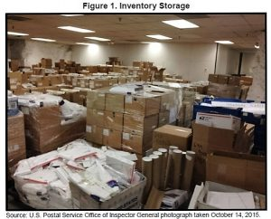 Management did not always follow established Postal Service policies for off-sale retail merchandise and accountable paper. Management stored these items instead of disposing of the products as required.