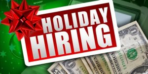 Holiday-Hiring
