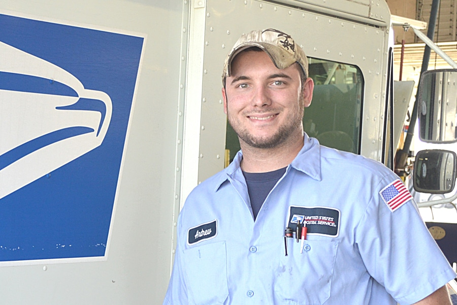Columbia, SC, Automotive Technician Andrew Carson is following a family tradition.