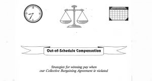 Out-of-Schedule-Compensation