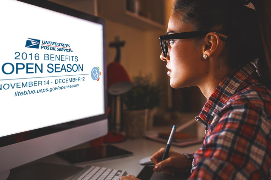 Employees can participate in three informational webinars during this year's open season benefits enrollment period.