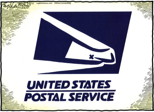 USPS shakeup continues from overtime pay scandal – 21st
