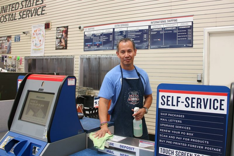 Cleanliness is essential to USPS customer service – 21st Century