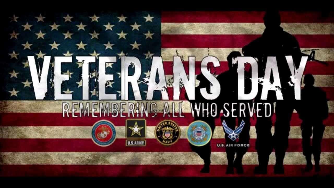 Veterans' Day Observed on Saturday November 11: Postal ...