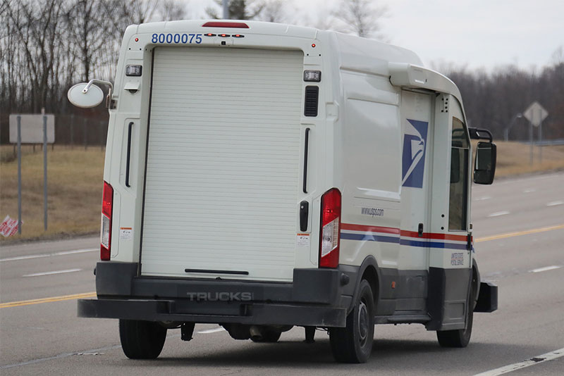Oshkosh Teams With Ford On $6-Billion USPS Mail Truck Bid – 21st