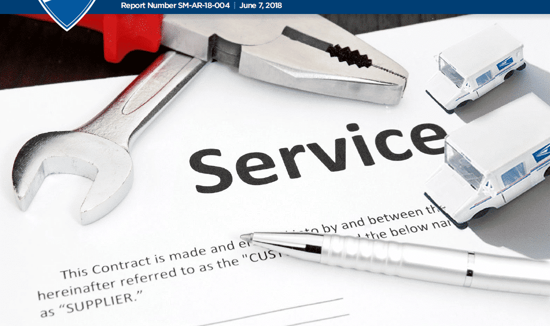 Usps Oig Report Domestic Preference In Vehicle Contracts 21st