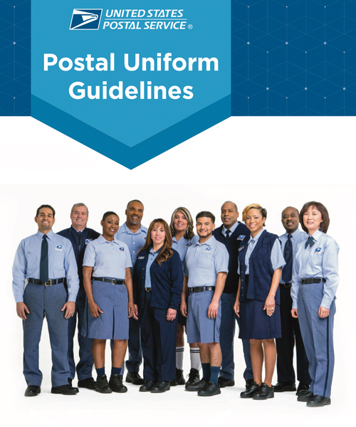 Usps Uniform Guidebook Available 21st Century Postal Worker